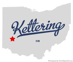 map_of_kettering_oh