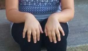 A hands